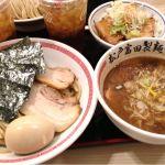 つけ麺No1の噂の富田!うまいっちゃうまいけど、六厘舎の方がうまいかなー!@松戸富田製麺