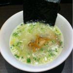 二代目 げんこつ屋 新横浜ラーメン博物館店 ミニ塩ラーメン すっきりなスープが美味しかった)^o^(全部回りたかったけど、3杯でお腹いっぱいごちでした)^o^(#ramen