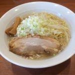 中華そば 七麺鳥