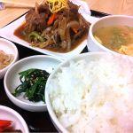 韓国料理ありらん