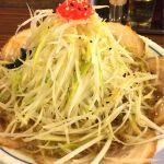ねぎちゃーしゅう(こってり)@吉相 イオン新潟南SC店