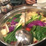 薬膳鍋でデトックス スープが美味しくてゴクゴク飲んでしまいます 家の蛇口から出てきてほしいと思うほどのスープ