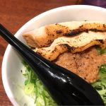 太陽のトマト麺Next 新宿ミロード店 にんにくネギご飯