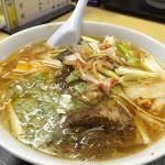 珉珉塩ネギチャーシュー麺¥1,080-.