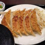 石松餃子 NEOPASA浜松(上り線)ツーリングの帰りに食べました。お店で食べるのと変わらず、美味しかったです。し浜松餃子でも揚げと焼きがありますが、個人的には焼きが好きです。
