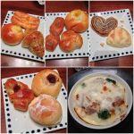 pia Sapido ピオニウォーク東松山店 ランチはチキンドリア。食べ放題のパンは小ぶりだけど14個食べたから感覚的には元はとれた。満腹(๑¯◡¯๑)