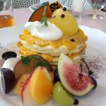Pancake Potiron~栗かぼちゃと秋の味覚を楽しむパンケーキ~