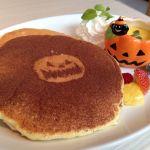 Moke's Bread&Breakfastハロウィンパンケーキ