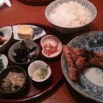 渋谷の定食サトウ