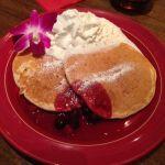 MANOA Aloha Table*ベリーベリーパンケーキ