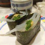 寿しのむさし JR京都アスティロード店:本日のおすすめ 白魚