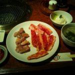 今日のお昼は米沢牛の焼肉ランチ♪ひさご 白河店/新白河