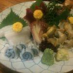 活魚季節料理 味さと