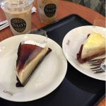 ミルクレープ2種@タリーズコーヒー ららぽーと新三郷店