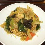 広東揚げ麺