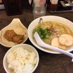 濃厚鶏白湯ラーメン ミスターチキンハート