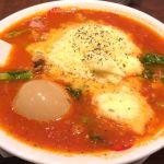 チーズトマト麺