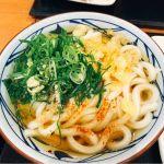 丸亀製麺 イオン姫路大津店かけ大