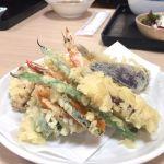 鯉料理手打ちうどん 水車天ぷら