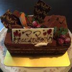 レーブ・ドゥ・シェフ 高島屋大阪店   ママのお誕生日ケーキ