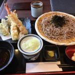 信州そば処 そじ坊 コレットマーレみなとみらい店 大海老天ぷら蕎麦