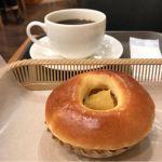 カスカード ゼスト御池店:種子島安納芋のパン