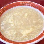 コーンスープ。@馬さんの店 龍仙