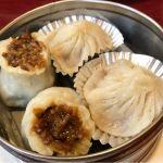 点心。上海五目モチ米焼売、小籠包。@馬さんの店 龍仙