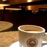 サンマルクカフェ 大崎ニューシティ店46日ぶり2回目です。ブラックM240近辺で喫煙室があるのはここくらい?
