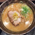 金沢味噌ラーメン 神仙 品達羽田店 #ramen #ラーメン 味噌ラーメン¥850