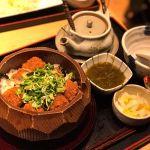 お昼はとんかつ まい泉 渋谷ヒカリエ店でかつまぶし定食!