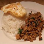 「食べログ タイ料理全国4位」の店でガパオデビューしてしまったから… 冷凍ハーブを使ったガパオでは、何とも感じなくなってしまったんですねwマンゴツリーカフェ ルミネ横浜店