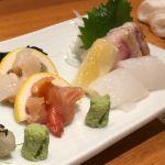貝、烏賊、のどぐろ٩( ᐛ )و  #板前寿司 銀座コリドー店