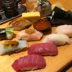 握り٩(๑´0`๑)۶  #板前寿司 銀座コリドー店