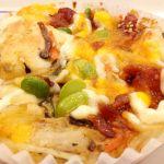 ヴィ・ド・フランス 岡山     15種サラダとテリヤキ鶏