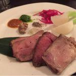 千葉県産 林豚のプレミアムローストポーク@海賊の台所 #飯テロ