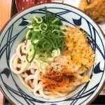 丸亀製麺 イオン姫路大津店ぶっかけ並