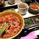 銘鶏やき鳥 鳥仙  -  鶏まぶし飯 (ランチ)