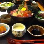 大名海鮮丼