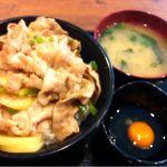 伝説のすた丼屋 蒲田店