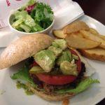 RM burger & break