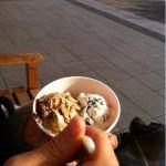 サーティワンアイスクリーム イオンモール京都ハナ店でお口直し