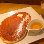北欧館 HEPナビオ店/バターとはちみつ!飽きのこない、絶対外れないパンケーキ!北欧館の生地は、シンプルなのに美味しすぎる☺️💓