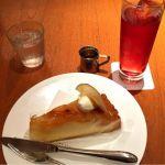 紅玉アップルパイ & ピーチガーデン ◇ グラマシーニューヨークカフェ 玉川高島屋店
