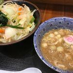 久臨 #ramen #ラーメン 野菜つけ麺