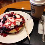 タリーズコーヒー 三井アウトレットパーク入間店ベリーのパンケーキ!