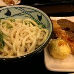 釜揚げ讃岐うどん丸亀製麺 青山オーバル店