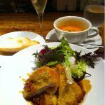 NEW YORK GRILL シャンパン食堂