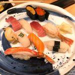 築地玉寿司。海鮮握り