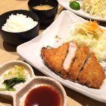 とんかつ KYK 京都ポルタ店:ロースカツ膳